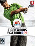 Tiger Woods PGA Tour 09 / PlayStation 2
