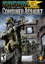 SOCOM: U.S. Navy SEALs - Combined Assault / PlayStation 2