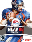 NCAA Football 08 / PlayStation 2