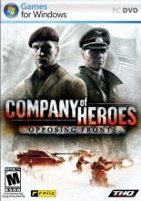 Company of Heroes: Opposing Fronts / PC