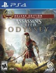 Assassin's Creed Odyssey Deluxe Edition / PlayStation 4