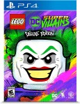 LEGO DC Super-Villains Deluxe Edition / PlayStation 4