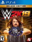 WWE 2K19 Deluxe Edition / PlayStation 4