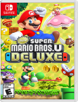 New Super Mario Bros. U Deluxe / Nintendo Switch