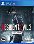Resident Evil 2 - Deluxe Edition / PlayStation 4