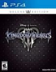 Kingdom Hearts III - Deluxe Edition / PlayStation 4