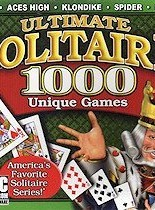 Ultimate Solitaire 1000 Unique Games / PC
