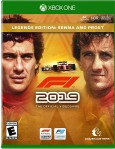 F1 2019 - Legends Edition  / Xbox One