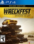Wreckfest Deluxe Edition / PlayStation 4