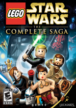 LEGO Star Wars: The Complete Saga / Xbox 360