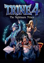 Trine 4: The Nightmare Prince / PlayStation 4