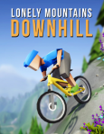 Lonely Mountains: Downhill / PlayStation 4