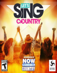 Let's Sing Country: Solo Edition / Nintendo Switch