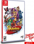 Shantae and the Pirate's Curse (Limited Run Games Release) / Nintendo Switch