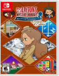 Laytons Mystery Journey: Katrielle and the Millionaires Conspiracy - Deluxe Edition / Nintendo Switch