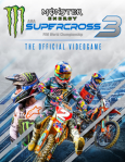 Monster Energy Supercross - The Official Videogame 3 / PlayStation 4