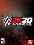 WWE 2K20 Backstage Pass Downloadable Content / PlayStation 4