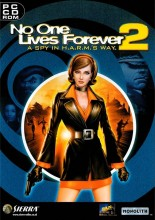 No One Lives Forever 2: A Spy in H.A.R.M.'s Way / PC
