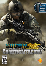 SOCOM: U.S. Navy SEALs - Confrontation / PlayStation 3