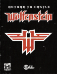 Return to Castle Wolfenstein / PC